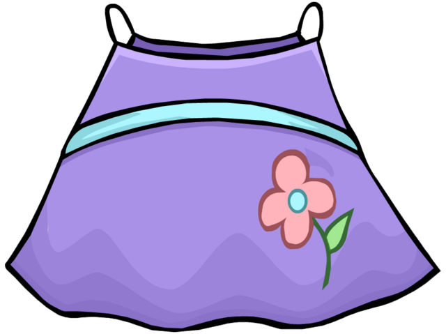 File:Purple Spring Dress clothing icon ID 4189.png