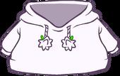White O'berry Hoodie icon