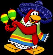 Cinco de Mayo Penguin