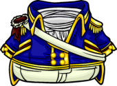 Admiral's Coat clothing icon ID 4200