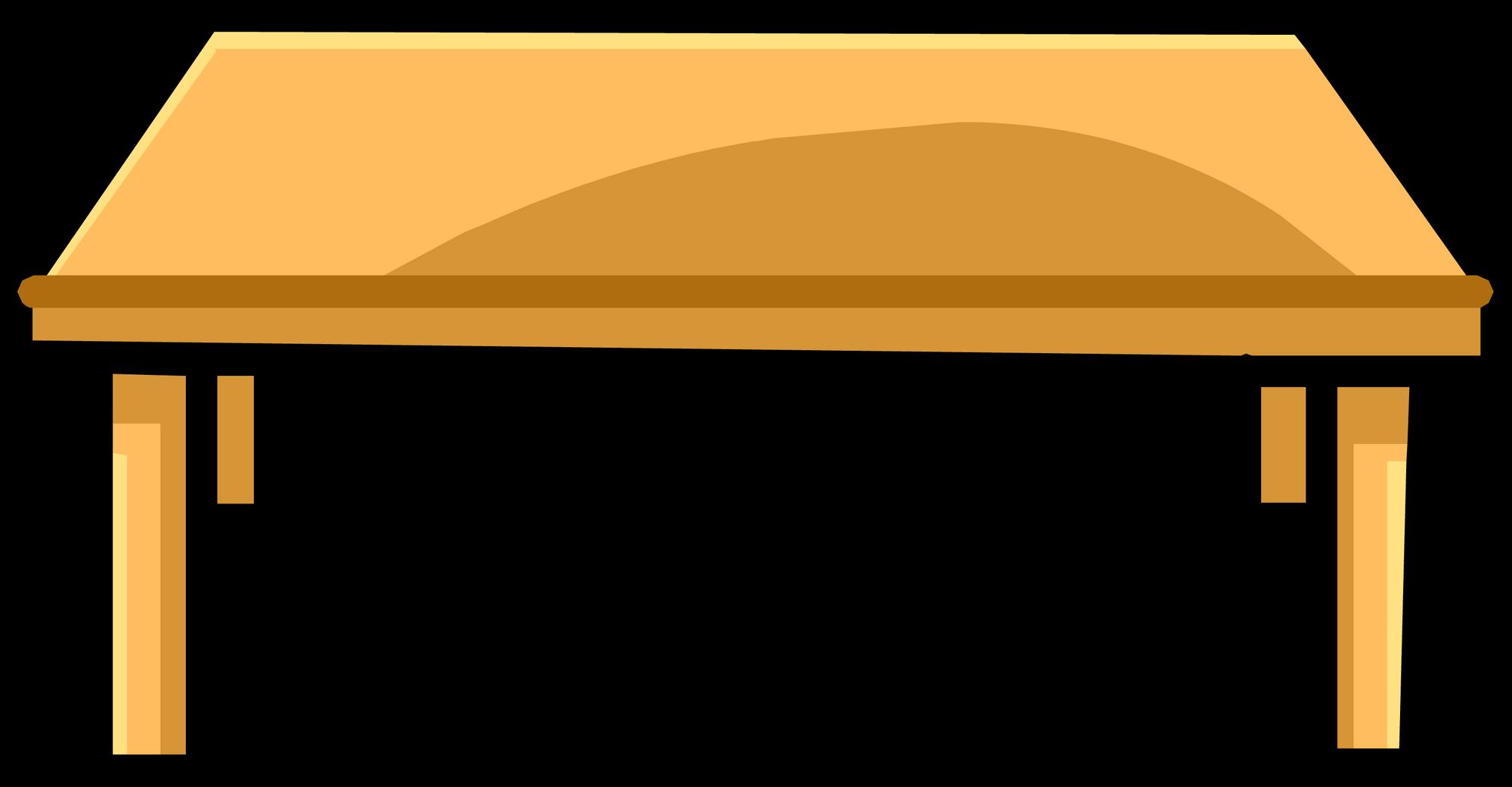 Coffee Table (ID 584) | Club Penguin Wiki | Fandom powered ...