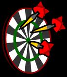 Dart Board sprite 002