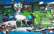 Penguin Cup Dock