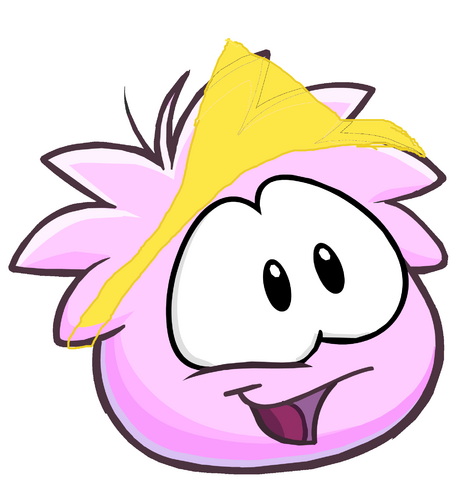 File:Pink Yoshi puffle.png