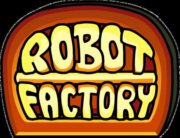 File:Robot Factory Logo.png