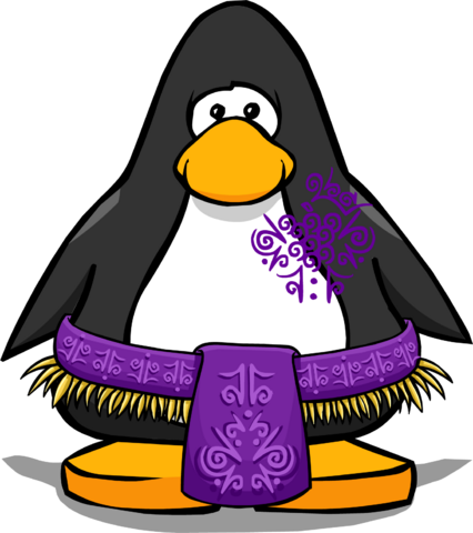 File:Grape Tiki Costume from a Player Card.png
