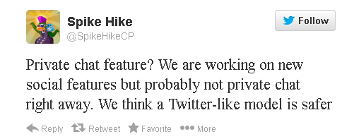 File:Twitter - SpikeHikeCP- Private chat feature- We are ... 2014-01-12 00-13-00.png