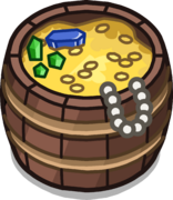 Pirate Barrel sprite 004