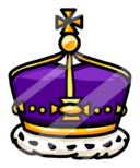 Royal Crown Pin icon