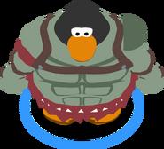 Skaar Bodysuit in-game
