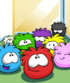 Adopt-A-Puffle card image