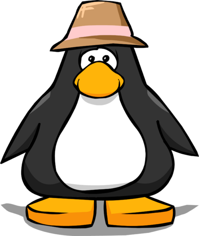 File:Brown Fedora45566.PNG