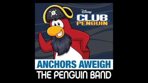 The Penguin Band - Anchors Aweigh! - Sneak Preview