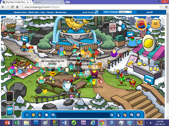 File:Club Penguin—Coins Earned Improperly Showing Glitch—Part 4—Benny75527.png