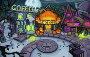 Halloween Party 2014 Town
