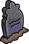 Ornate Tombstone sprite 001