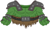 Armored Ogre Costume Icon