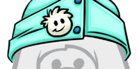 Puffle Care Cap