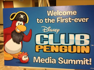 Welcome to the Club Penguin Summit