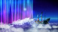 Crystal Curtain Merry Walrus
