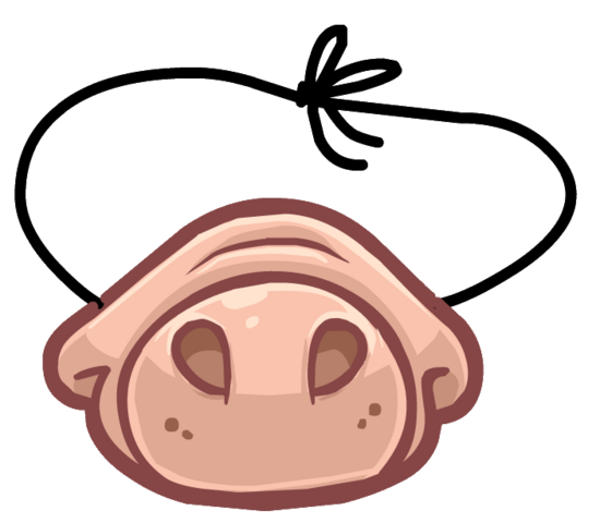 File:Funny Pig Snout clothing icon ID 2016.png