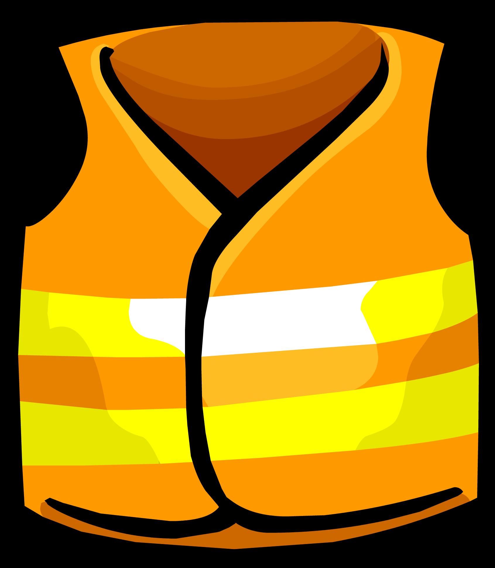 Image result for safety vest club penguin