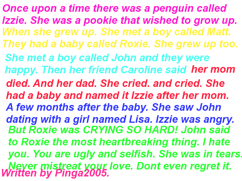image a sad club penguin storypng club penguin pookie