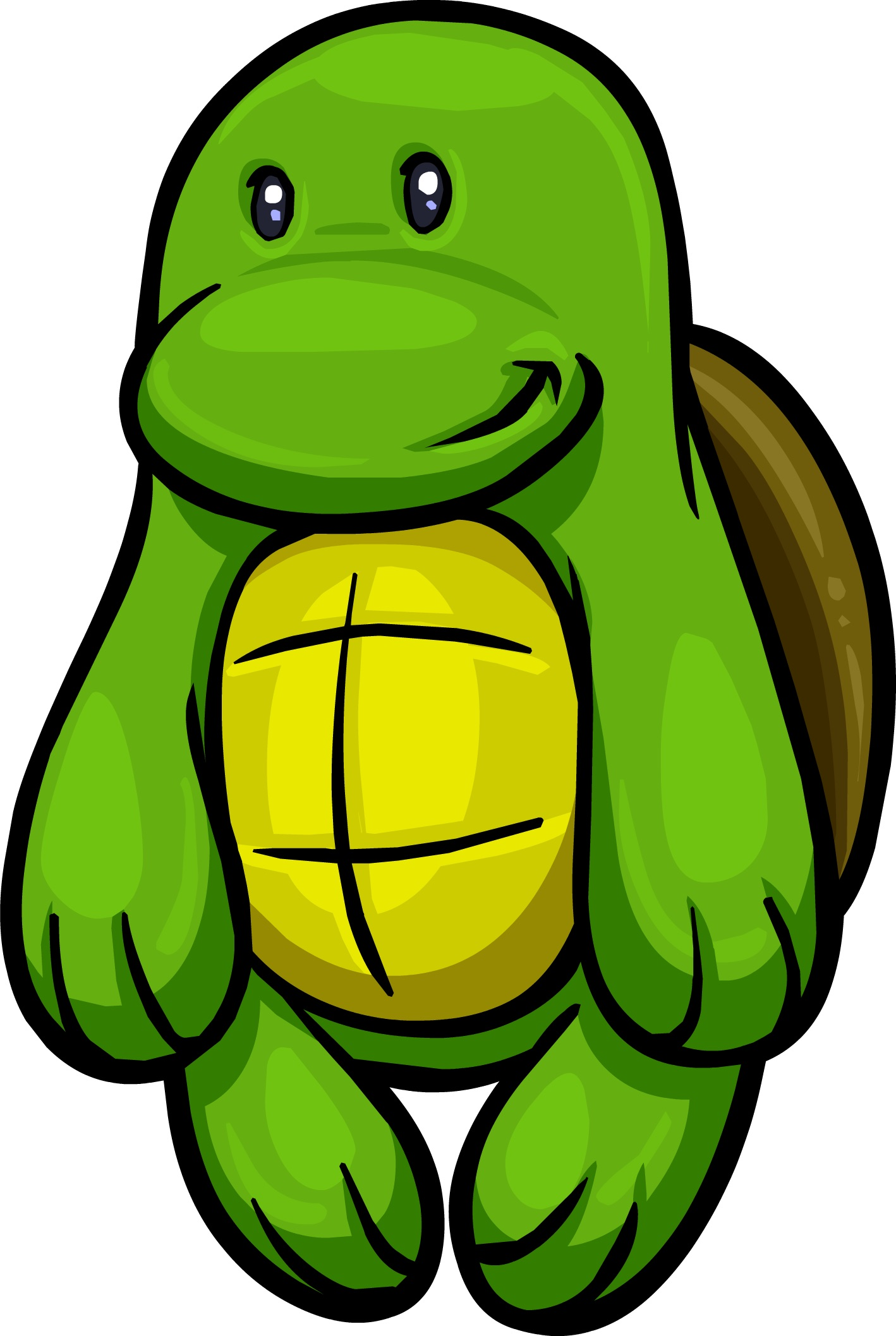 turtle toy club penguin pookie wiki fandom powered by
