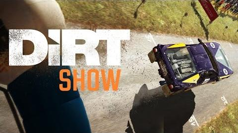DiRT Show Episode 3 - Tarmac Terrors