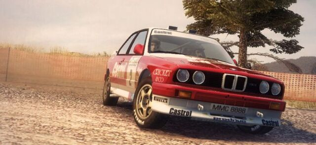 File:DiRT 3 BMW M3 Rally.jpg