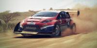 Ford Fiesta OMSE Hillclimb Special