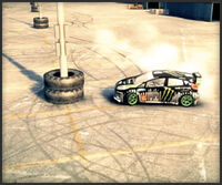 Dirt 3 gymkhana mode trailer t