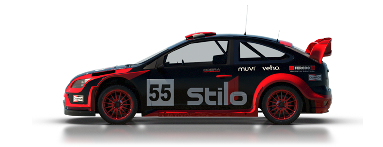 DiRT Rally Ford Focus RS WRC 2007