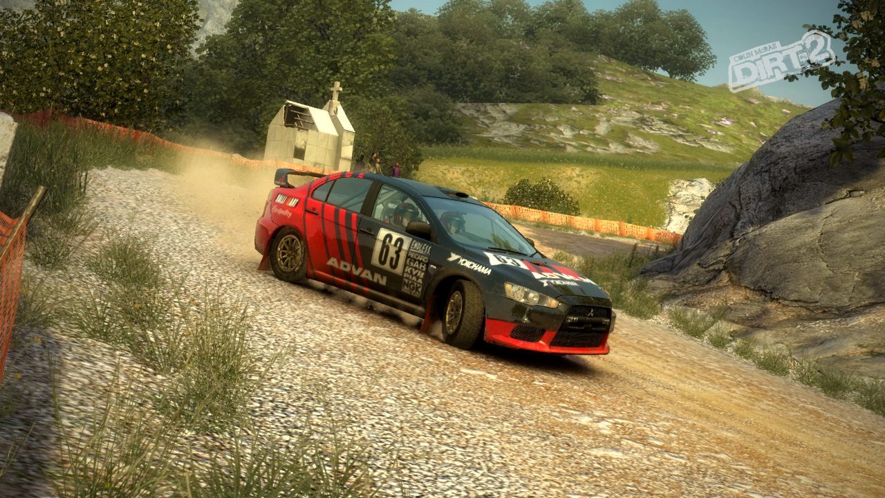 Mitsubishi Lancer Evolution X - Rally