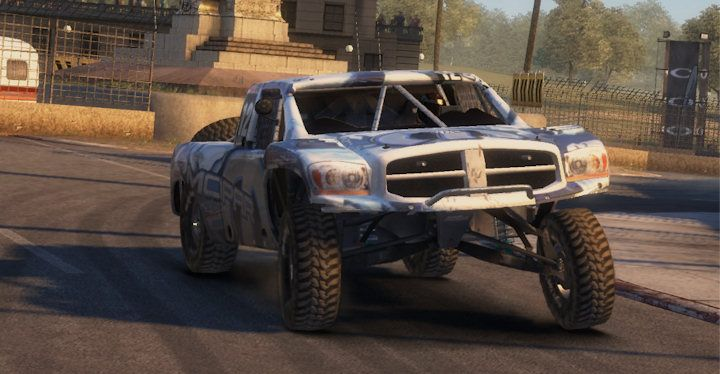 Dodge Ram Trophy Truck Colin Mcrae Rally And Dirt Wiki