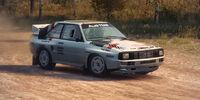 Audi Sport quattro Rallye