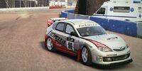 Subaru Impreza WRX STI GR Rallycross