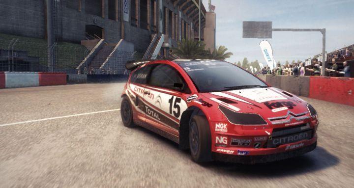 C4 rallyx