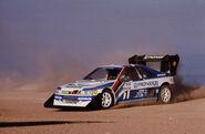 1988 Peugeot 405T16GRPikesPeak