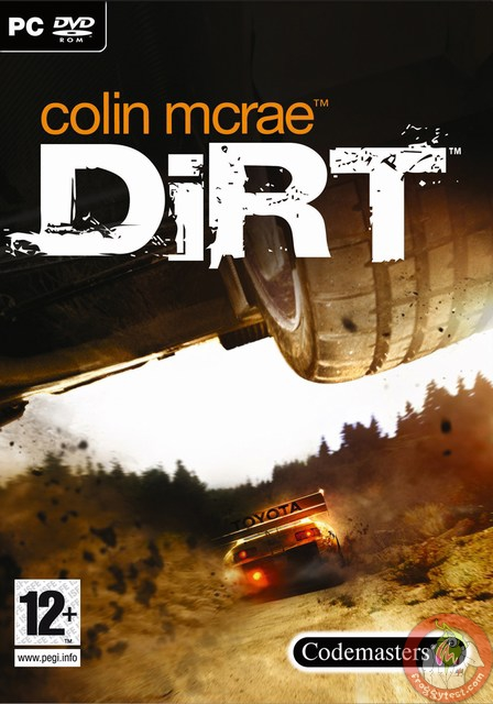 Dirt frontcover