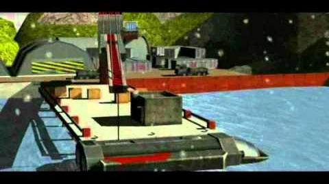 C&C Renegade - Stowaway - Cutscene