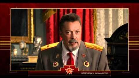 C&C Red Alert 3 - Soviets Chapter 8-1