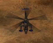 Laser Comanche