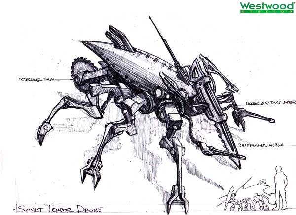 File:RA2 Terror Drone Concept Art.jpg