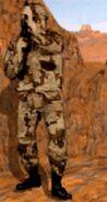 CNCT Desert Combat Uniform 1