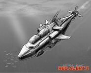 Cc red alert 3 conceptart 4Ggno