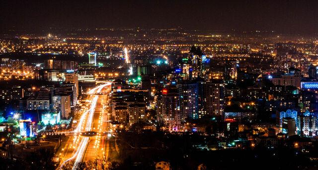 File:Almaty, Kok-tobe exposition 3.jpg