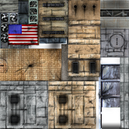 USA Barrack Texture 2