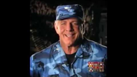 C&C Red Alert 3 Uprising Commander Hill cutscenes
