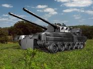 RA1 Heavy Tank Render